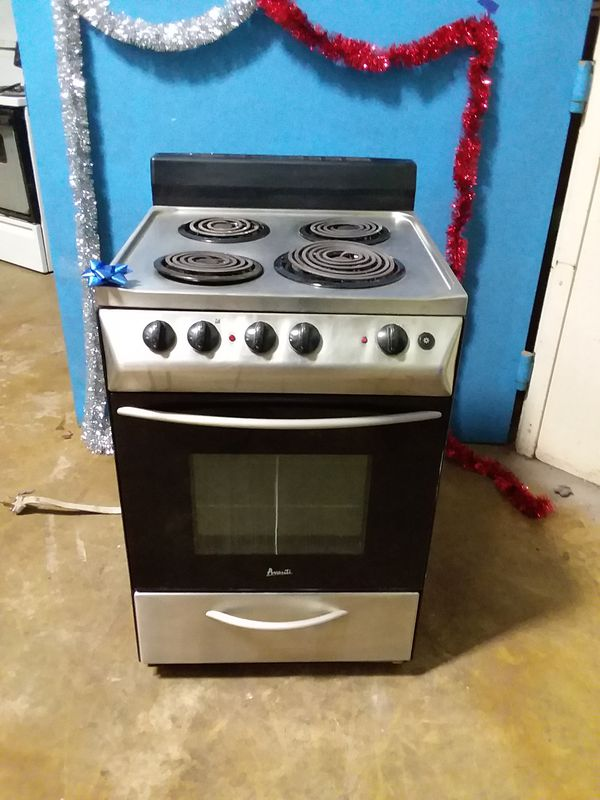 Life Saver Appliances apartment size stove we deliver for Sale in ...