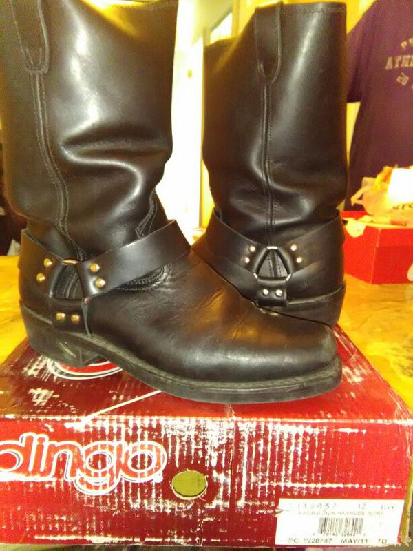 93f71871a94 Black Dingo boots for Sale in Detroit, MI - OfferUp