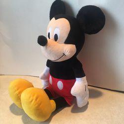 Mickey Mouse Plush Thumbnail