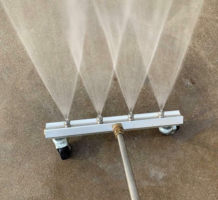 No More Salt, Mud, Sand, Dirt, Oil *Under* Your Car or Truck! Power Wash @ 4000 PSI!