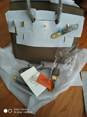 Hermes handbag for Sale in Montgomery Village, MD