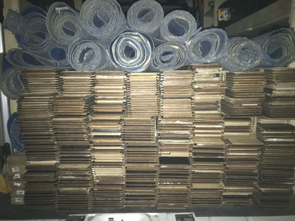 900 Sf Engineered Laminate Hardwood For Sale In Kent Wa