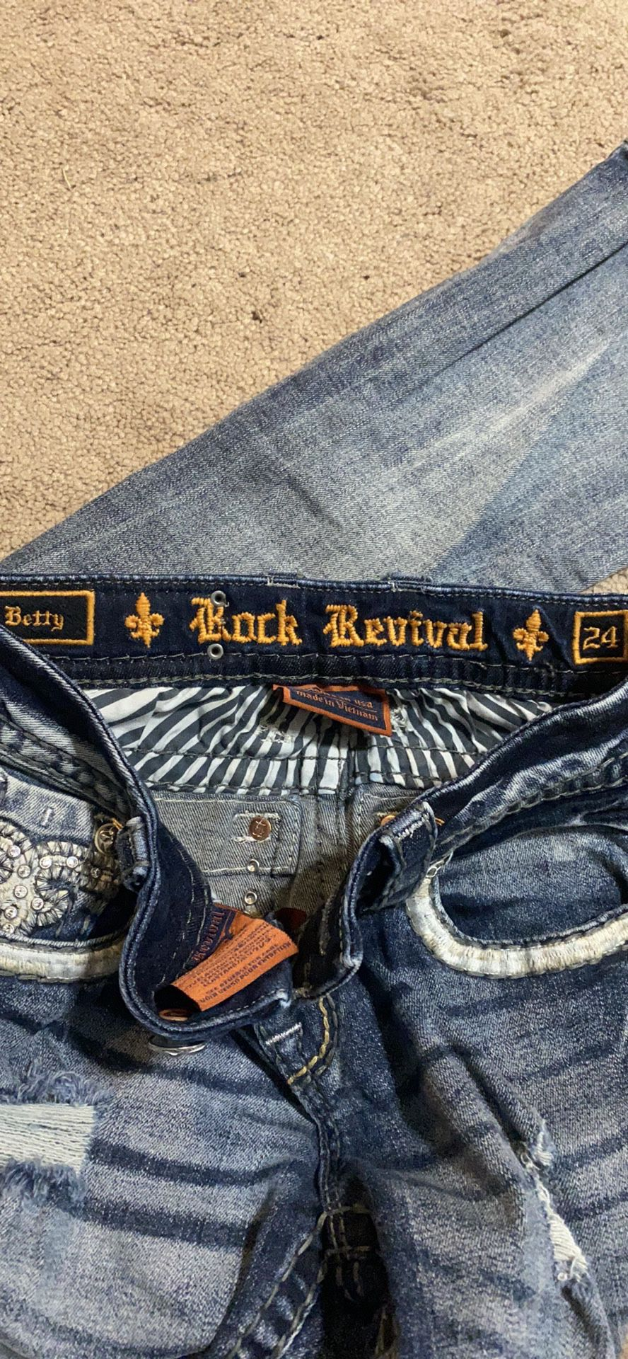 Rock revivals