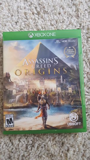 Assassin's Creed Origins Xbox One for Sale in Arlington, VA