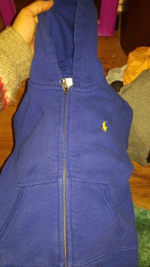 Ralph Lauren hoody 24 months for Sale in Baltimore, MD