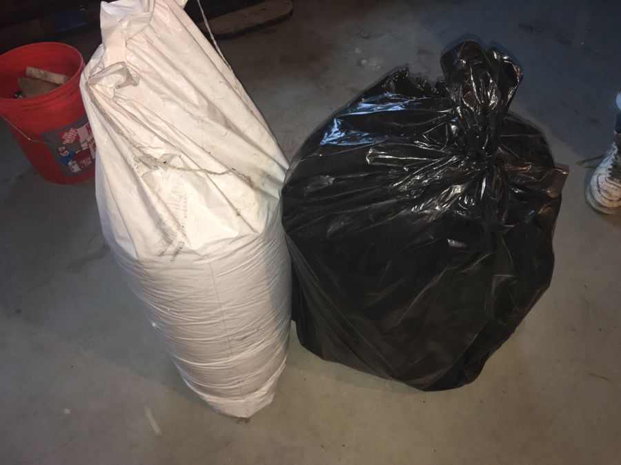 2 brand new bags of vermiculite