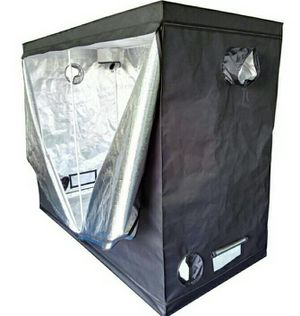NEW IN BOX 4x8 Grow Tent w/ Metal Frame + LEC CMH HPS FANS CARBON FILTERS LEDs HYDRO for Sale in Colorado Springs, CO