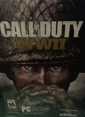 "PC (only ) "" CALL of DUTY "" video game for Sale in Portland, OR"