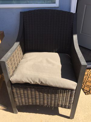 2 outdoor armchairs for Sale in Baltimore, MD