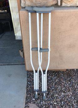 Crutches Thumbnail