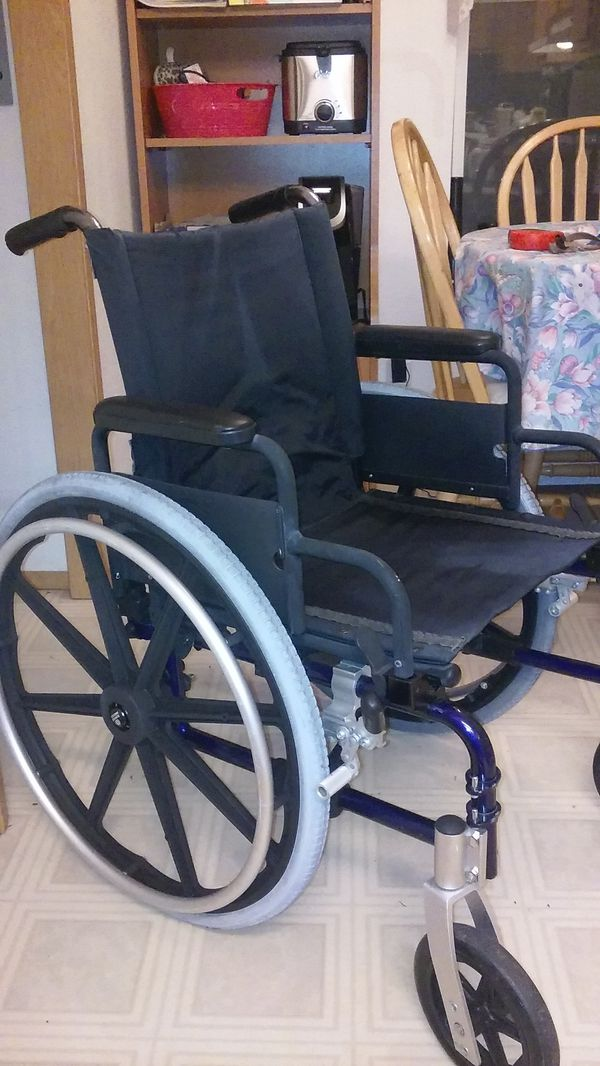 Wheelchair for Sale in Tacoma, WA - OfferUp