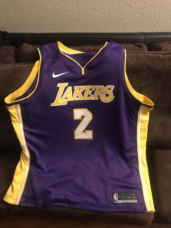 newest 57480 004a7 Authentic lakers jersey for Sale in San Bernardino, CA - OfferUp