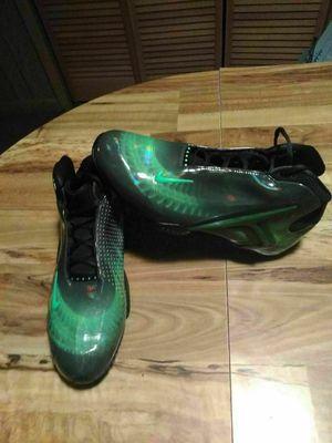 Men's Nike hyper venom black mombo sz 12 for Sale in Rustburg, VA