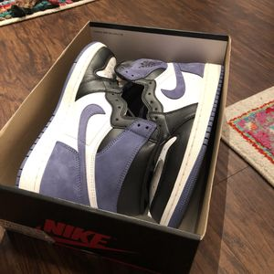Nike air Jordan Retro 1 size 10 blue moon for Sale in Tampa, FL