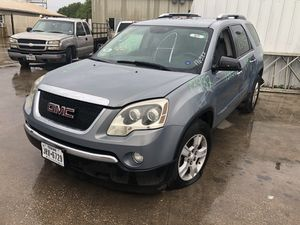 2007 GMC ACADIA for parts PARTS ONLY for Sale in Dallas, TX