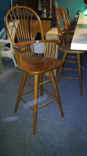 New And Used Bar Stools For Sale In Winston Salem Nc Offerup