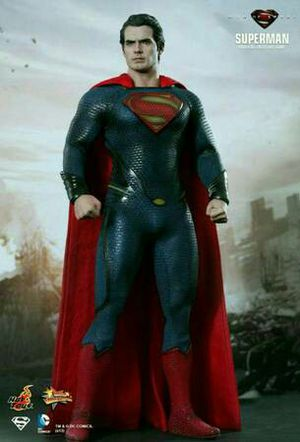 Hot Toys Superman Man of Steel 1/6 scale figure Sideshow for Sale in Cudahy, CA