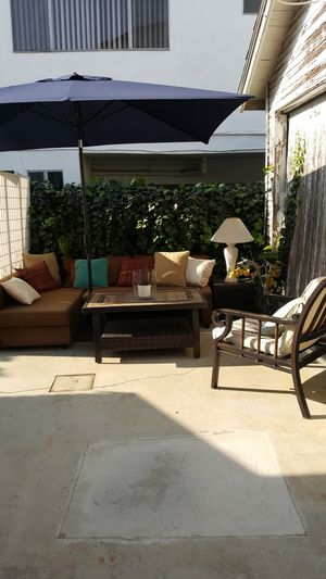 Beautiful patio set for Sale in Burbank, CA