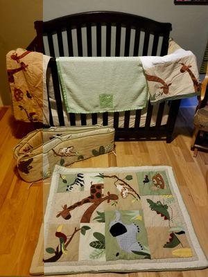 Baby crib bedding set for Sale in Phoenix, AZ