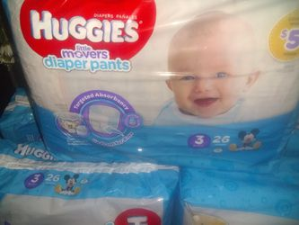 Pampers size 3 Thumbnail