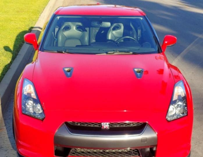Photo 2O10 Nissan GTR