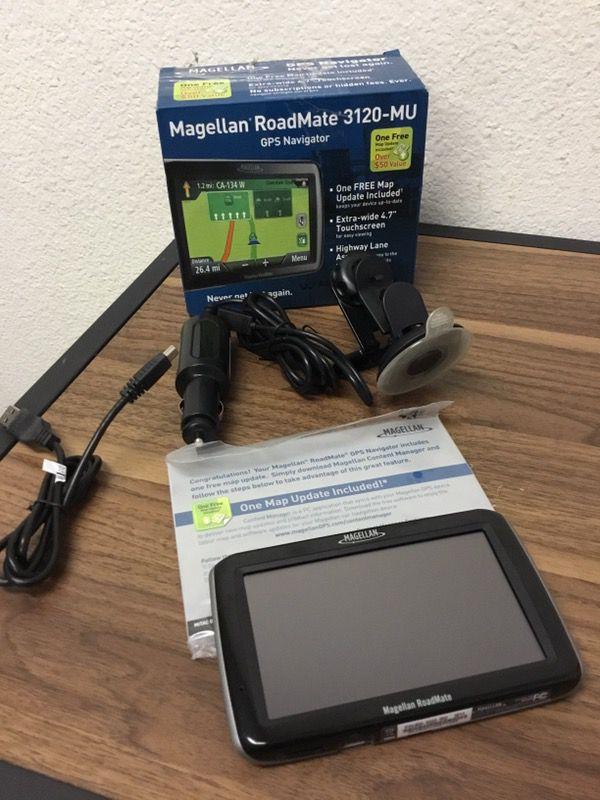 MAGELLAN GPS NAVIGATOR