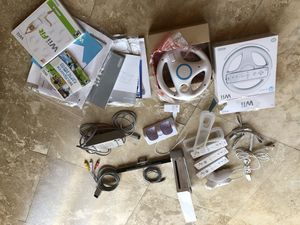 Nintendo Wii plus components for Sale in Chelan, WA