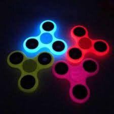 Glow in the dark spinner fidgets for $10