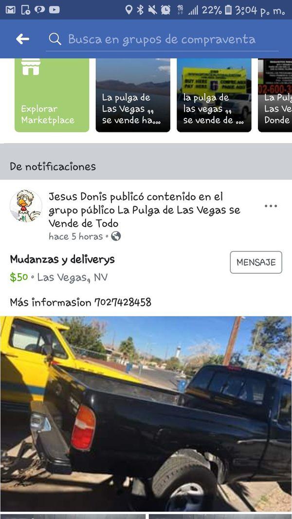 La Pulga Las Vegas >> Deliver For Sale In Las Vegas Nv Offerup