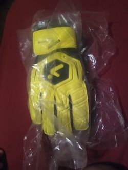 Goalkeeper gloves Thumbnail