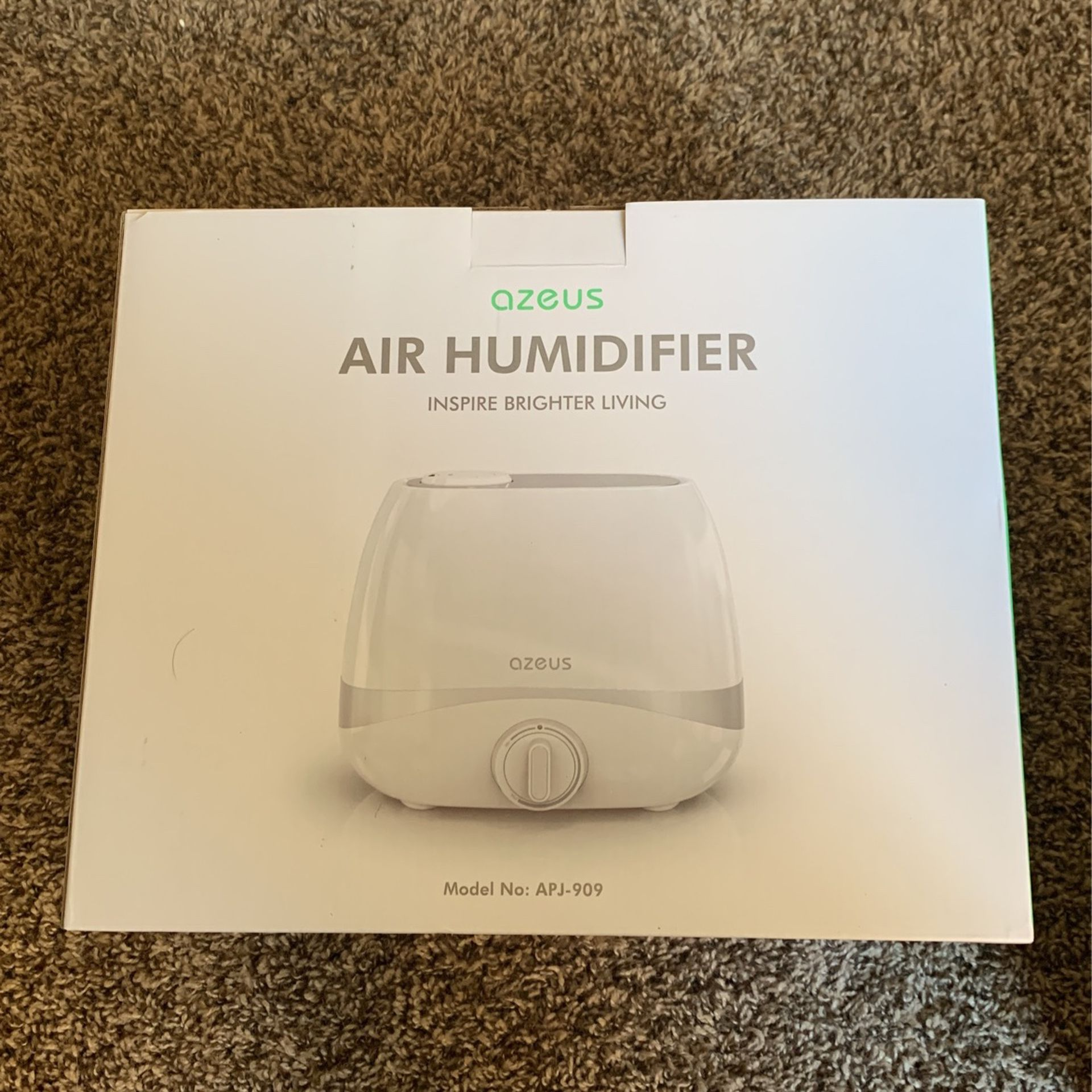 *New/Unopened* 5L Air Humidifier Ultra Cool