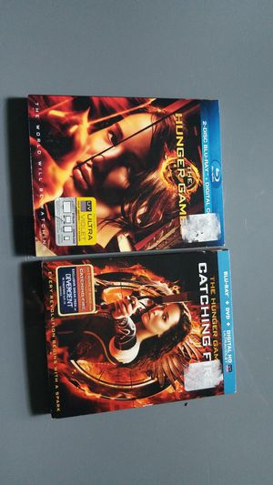 hunger games movies for Sale in Frederick, MD