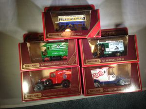 MATCHBOX 1-43 DIECAST ALL OVER 30 YEARS OLD for Sale in Vienna, VA