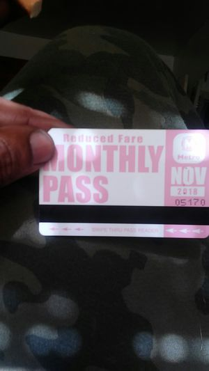 Bus pass for sale. 30 dollars for Sale in Overland, MO