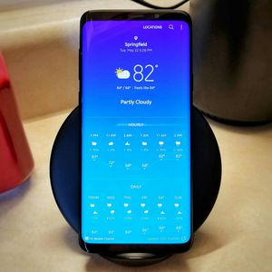 SAMSUNG Galaxy S9 Plus, UNLOCKED//Excellent Condition, Looks like New//Price is Negotiable for Sale in Springfield, VA