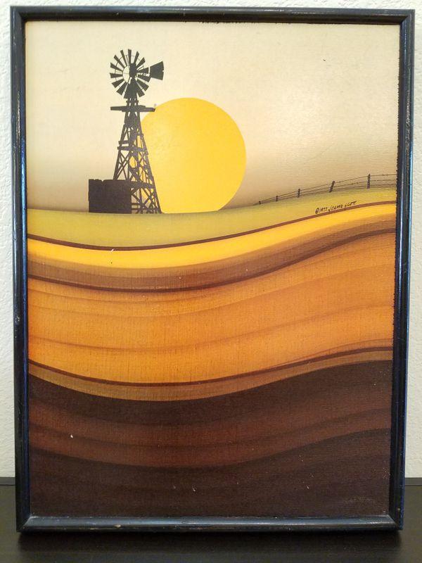 Mid Century Modern Wall Art by Joan Scott for Sale in Glendale, AZ ...