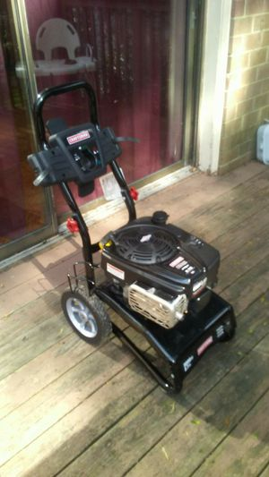 A craftsman pressure washer for Sale in Columbia, MD
