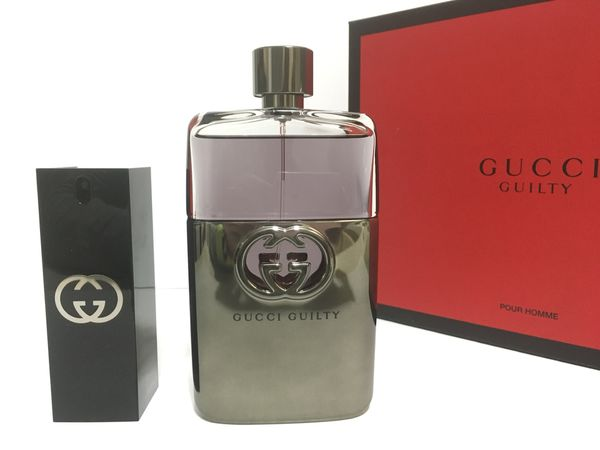 a1534eee5972 GUCCI GUILTY 2 PC GIFT SET FOR MEN for Sale in Arlington, TX - OfferUp