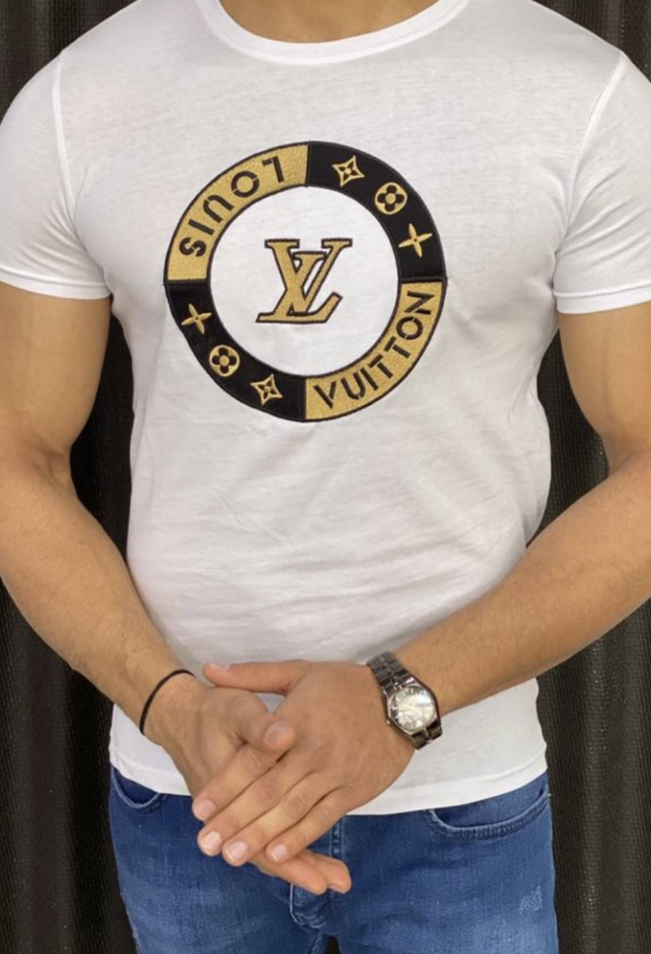 High quality men's  sports T-shirt will be available soon $40