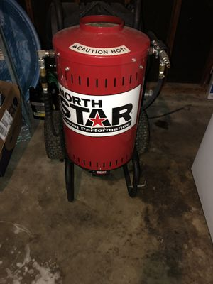 North Star Electric Hot Water Pressure Washer for Sale in Hazelwood, MO