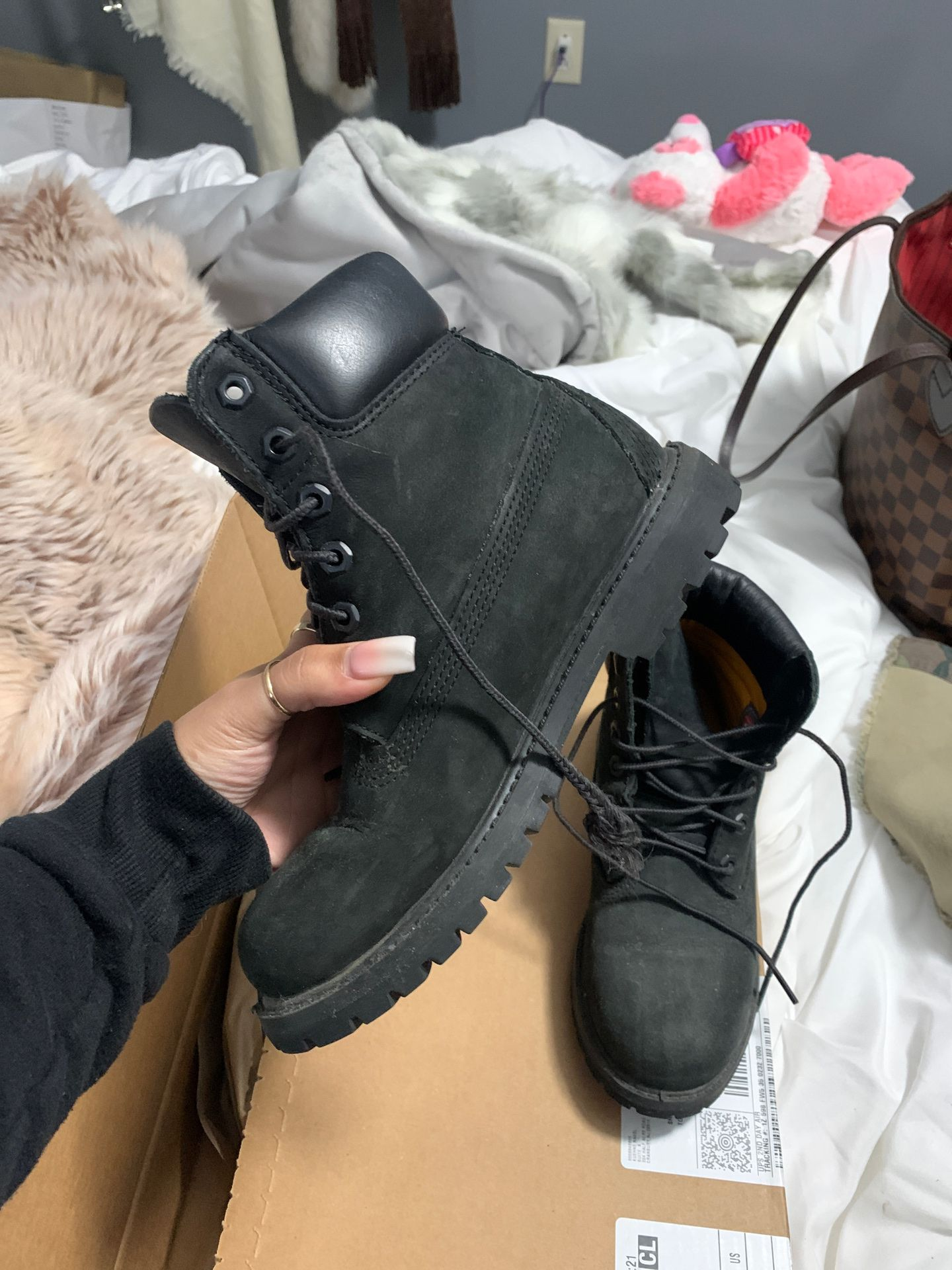 Timberland men's boots 6.5