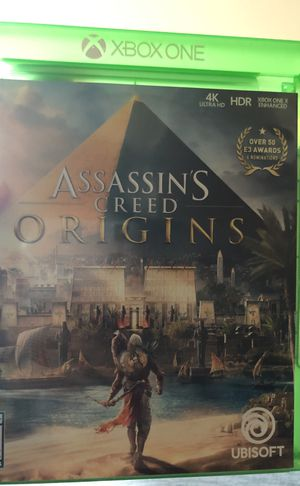 assassins creed origins for Sale in Silver Spring, MD