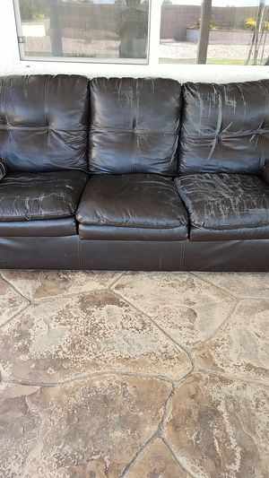 Fantastic New And Used Leather Sofas For Sale In Wildomar Ca Offerup Cjindustries Chair Design For Home Cjindustriesco