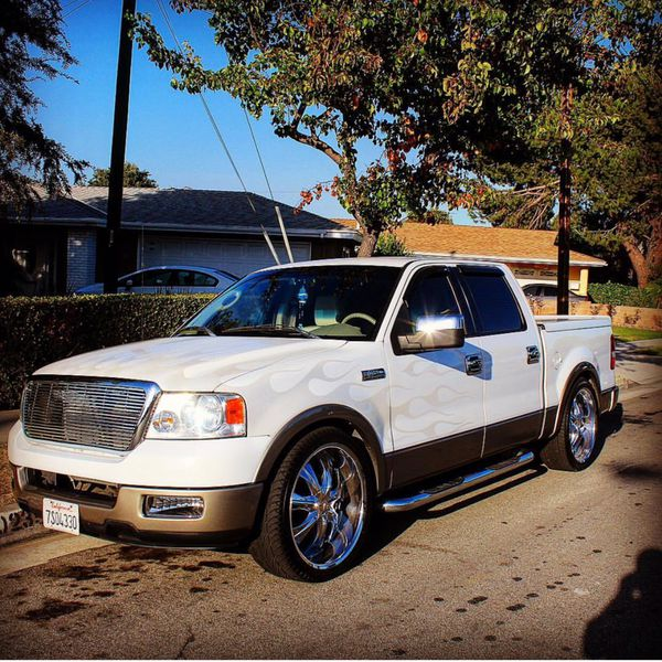 24 Velocity Universal Rims/ Wheels Ford F150 For Sale In