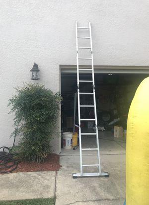 Werner ladder for Sale in Saint Cloud, FL