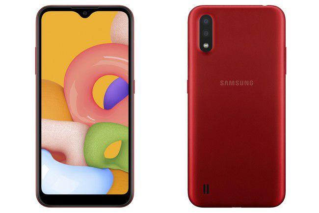A01 Samsung