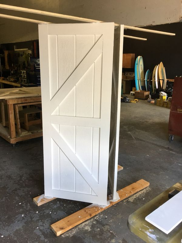Custom Barn Doors With All Hardware And Free Install In Broward County For Sale In Hollywood Fl