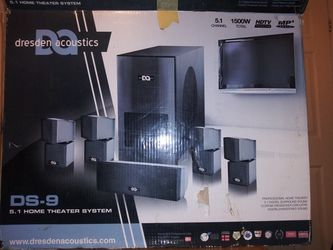 Home theatre system Thumbnail