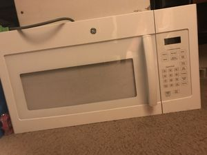 (NEW) extra large Under the counter or On the counter GE microwave for Sale in Washington, DC