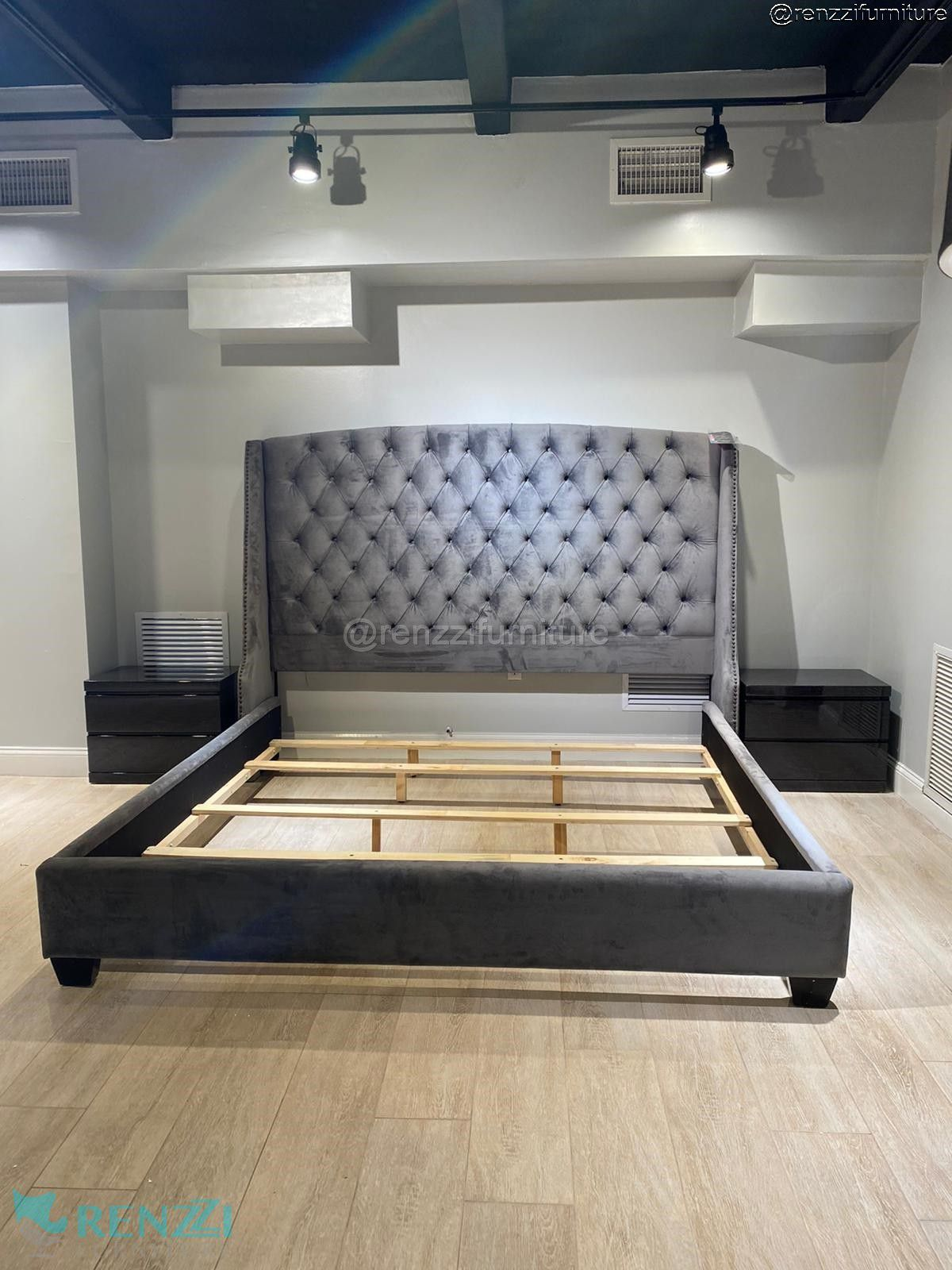 **+** Queen Bed $499 / King Bed $599 Financing Available **+**